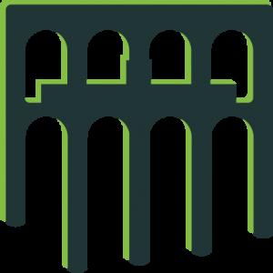 Acueducto-verde